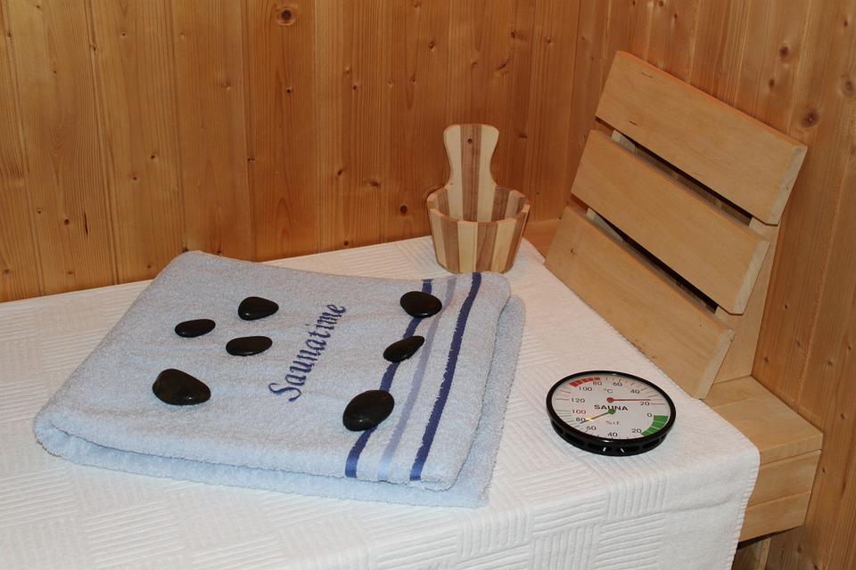 Poradnik korzystania z sauny