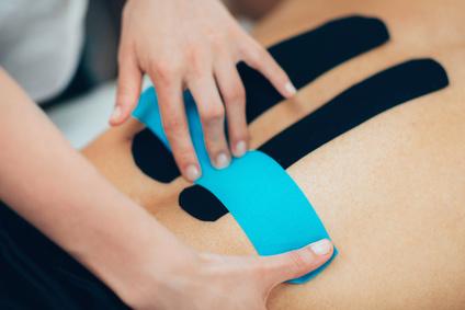 Taping jako metoda leczenia urazów mięśniowych i powięziowych
